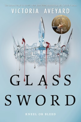 Book Glass Sword by Victoria Aveyard