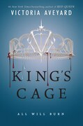 Book King's Cage by Victoria Aveyard