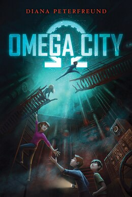 Book Omega City by Diana Peterfreund