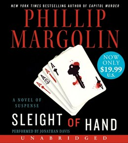 Book Sleight Of Hand Low Price Cd: A Novel Of Suspense by Phillip Margolin