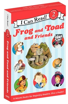 Book Frog And Toad And Friends Box Set by Various