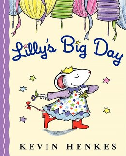 Book Lilly's Big Day by Kevin Henkes