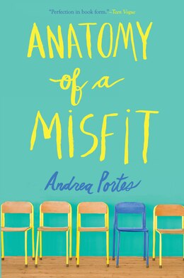 Book Anatomy of a Misfit by Andrea Portes