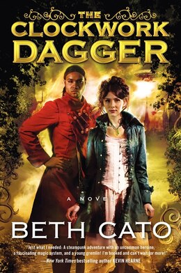Book The Clockwork Dagger: A Novel by Beth Cato