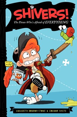 Book The Pirate Who's Afraid Of Everything: The Pirate Who's Afraid Of Everything by Annabeth Bondor-stone