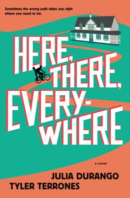 Book Here, There, Everywhere by Julia Durango