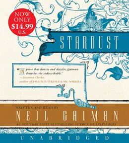 Book Stardust Low Price Cd by Neil Gaiman