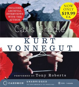 Book Cat's Cradle Low Price Cd by Kurt, Jr. Vonnegut