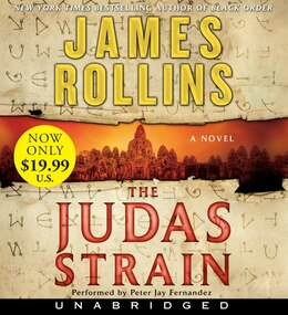 Book The Judas Strain Low Price Cd: A Sigma Force Novel by James Rollins