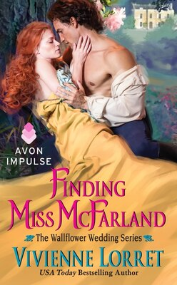 Book Finding Miss Mcfarland: The Wallflower Wedding Series by Vivienne Lorret