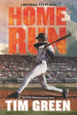 Book Home Run by Tim Green