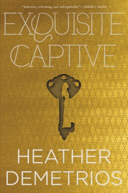 Book Exquisite Captive by Heather Demetrios