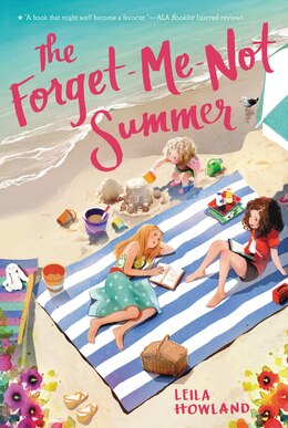 Book The Forget-Me-Not Summer by Leila Howland