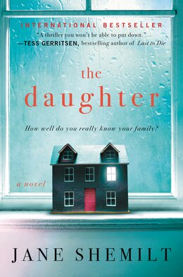 Book The Daughter: A Novel by Jane Shemilt