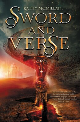Book Sword and Verse by Kathy Macmillan