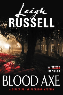 Book Blood Axe: A Detective Ian Peterson Mystery by Leigh Russell