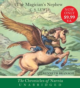 Book The Magician's Nephew Cd by C. S. Lewis