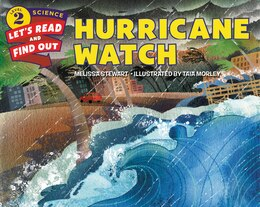 Book Hurricane Watch by Melissa Stewart