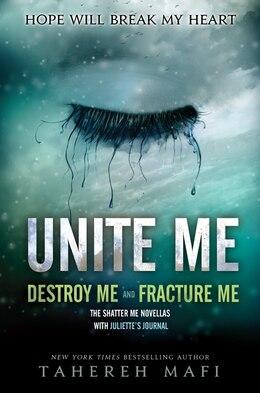 Book Unite Me by Tahereh Mafi