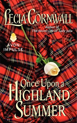 Book Once Upon A Highland Summer by Lecia Cornwall
