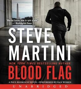 Book Blood Flag CD: A Paul Madriani Novel by Steve Martini