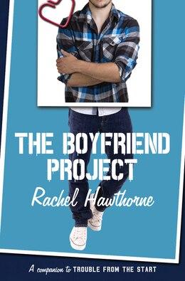 Book The Boyfriend Project by Rachel Hawthorne