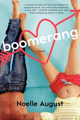 Book Boomerang: A Boomerang Novel by Noelle August