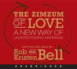 Book The Zimzum Of Love Cd: A New Way Of Understanding Marriage by Rob Bell