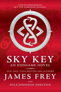 Book Endgame: Sky Key by James Frey