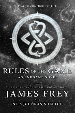 Book Endgame: Rules Of The Game by James Frey