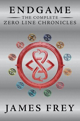 Book Endgame: The Complete Zero Line Chronicles by James Frey