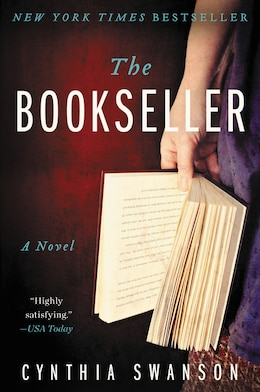 Book The Bookseller: A Novel by Cynthia Swanson
