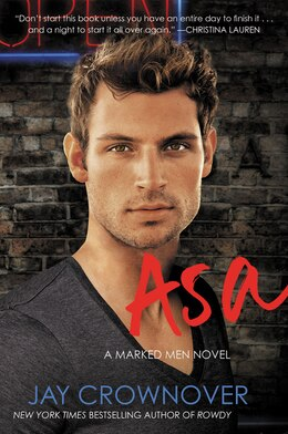 Book Asa: A Marked Men Novel by Jay Crownover