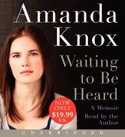 Waiting To Be Heard Low Price Cd: A Memoir