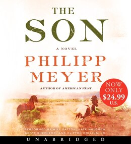 Book The Son Low Price Cd by Philipp Meyer