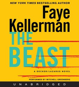 Book The Beast Low Price Cd by Faye Kellerman