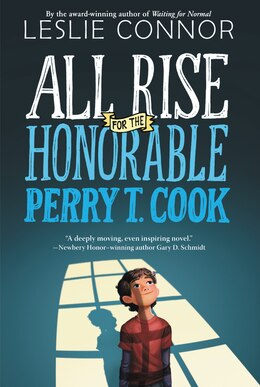 Book All Rise For The Honorable Perry T. Cook by Leslie Connor