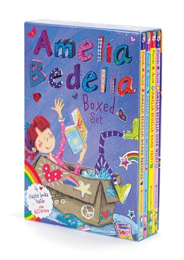 Book Amelia Bedelia Chapter Book Box Set: Books 1-4 by Herman Parish