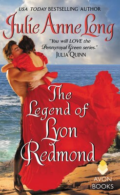 Book The Legend Of Lyon Redmond: Pennyroyal Green Series by Julie Anne Long