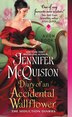 Diary Of An Accidental Wallflower: The Seduction Diaries by Jennifer Mcquiston