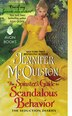 The Spinster's Guide To Scandalous Behavior: The Seduction Diaries by Jennifer Mcquiston