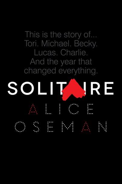 Solitaire de Alice Oseman