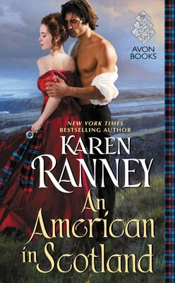 Book American in Scotland, An by Karen Ranney