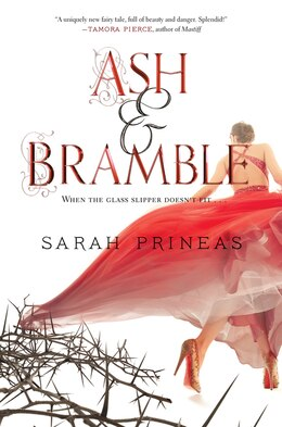 Book Ash & Bramble by Sarah Prineas