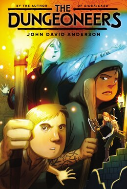 Book The Dungeoneers by John David Anderson