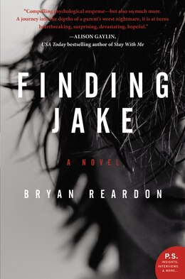 Book Finding Jake: A Novel by Bryan Reardon