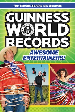 Book Guinness World Records: Awesome Entertainers! by Christa Roberts