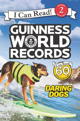 Book Guinness World Records: Daring Dogs by Cari Meister