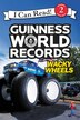 Guinness World Records: Wacky Wheels by Cari Meister