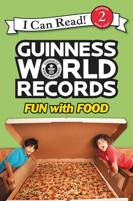 Book Guinness World Records: Fun with Food by Christy Webster